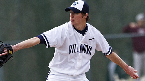 Kyle Helisek was the first Villanova player drafted by St. Louis.